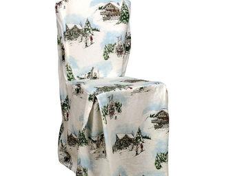 Interior's - housse de chaise chalets - Housse De Chaise