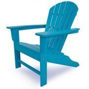 Casa Bruno - south beach adirondack turquesa - Chaise De Jardin