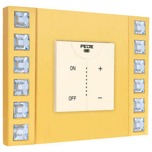 FEDE - crystal de luxe velvet collection - Thermostat Électronique