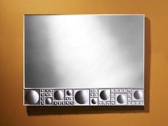 WHITE LABEL - ur miroir mural design - Miroir