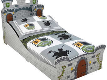 KidKraft - lit château fort - Lit Enfant