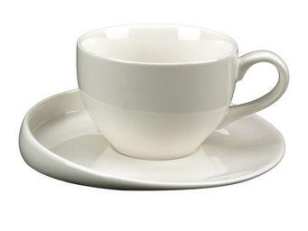 Interior's - tasse en porcelaine arctique - Tasse À Thé