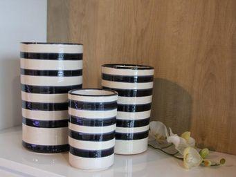Les Poteries Clair de Terre - tamarin - Vase D�coratif