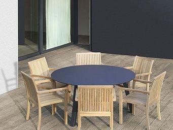 Royal Botania -  - Table De Jardin Ronde