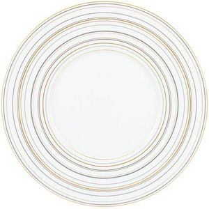 Raynaud - attraction or et platine - Assiette Plate