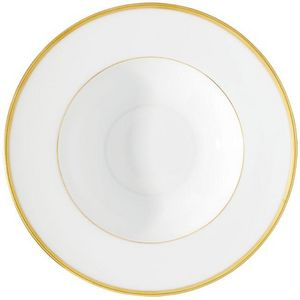 Raynaud - fontainebleau or (filet marli) - Assiette Creuse