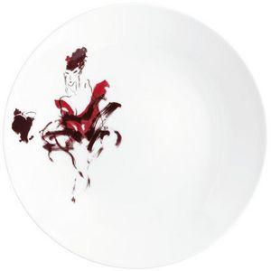 Raynaud - marquises et mandarins - Assiette Plate
