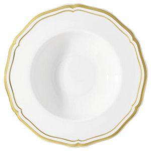 Raynaud - polka or - Assiette Creuse