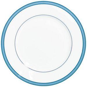Raynaud - tropic bleu - Assiette Plate