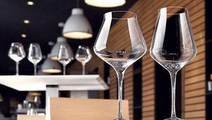 CHEF & SOMMELIER - reveal'up - Verre � Pied