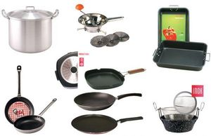 GRILO KITCHENWARE -  - Batterie De Cuisine