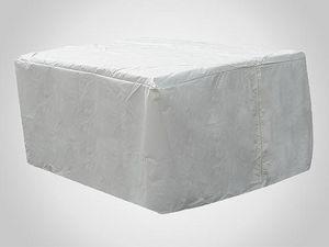 BELIANI - bâche de protection pour salon de jardin sano 250x165x65 cm - Housse De Protection Mobilier De Jardin