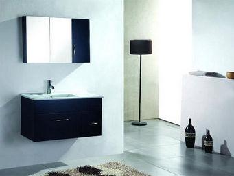 UsiRama.com - meuble salle de bain night 90cm - Meuble De Salle De Bains