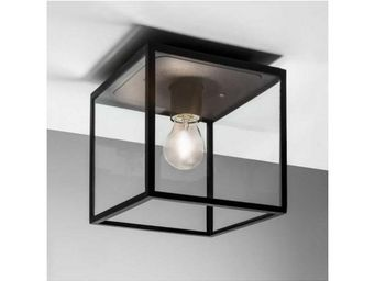 ASTRO LIGHTING - plafonnier extérieur box transparent - Plafonnier D'extérieur