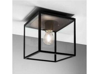 ASTRO LIGHTING - plafonnier ext�rieur box transparent - Plafonnier D'ext�rieur