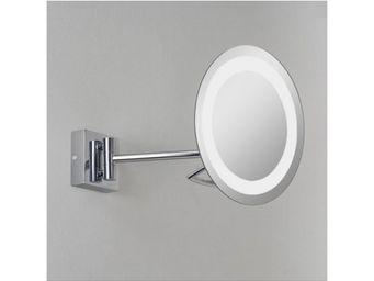 ASTRO LIGHTING - miroir grossissant salle de bain gena plus - Miroir Lumineux
