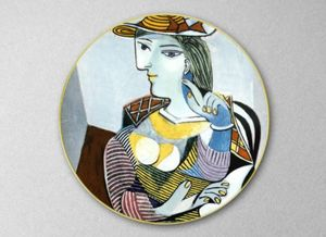 MARC DE LADOUCETTE PARIS - marie th�r�se - Assiette Plate