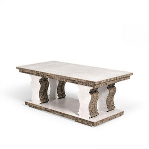 Corvasce Design - tavolino newport - Table Basse Rectangulaire