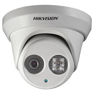 CFP SECURITE - caméra tourelle ip infrarouge 30m - 3 mp hikvision - Camera De Surveillance