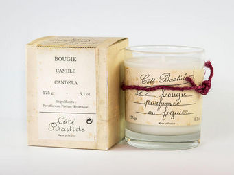 COTE BASTIDE - figuier - Bougie Parfum�e
