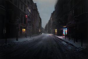 Beware - sonorités nocturne - Photographie