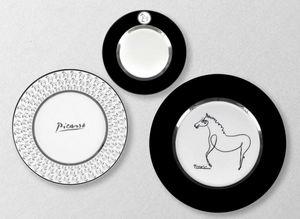 MARC DE LADOUCETTE PARIS - cheval - Service De Table