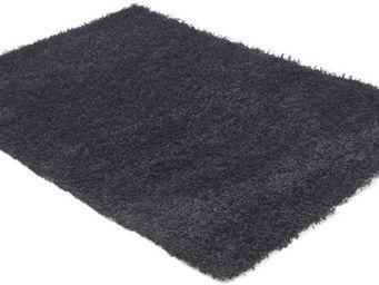 KOKOON DESIGN - tapis d'int�rieur cozy 170x120cm noir - Tapis Contemporain