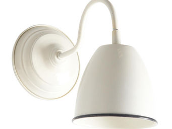 Aubry-Gaspard - applique murale en métal laqué - Lampe À Poser