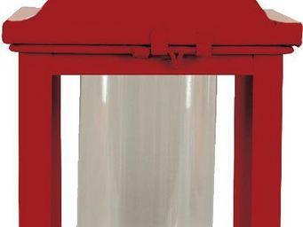 ZOLUX - mangeoire à graines lanterne rouge - Mangeoire À Oiseaux