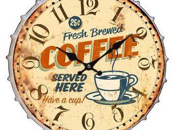 Clementine Creations -  - Horloge Murale