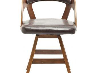 Kare Design - chaise manhattan wood - Chaise