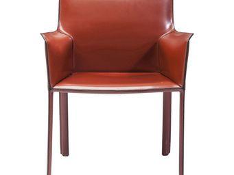 Kare Design - chaise avec accoudoirs fino - Chaise
