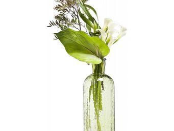 Kare Design - vase blubber vert 37 cm - Vase Décoratif
