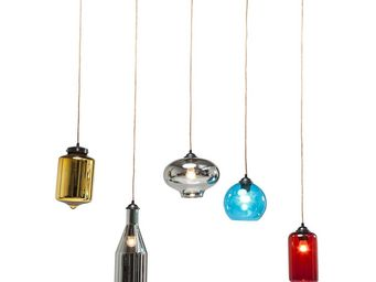 Kare Design - suspension shape colore dining 5 - Suspension