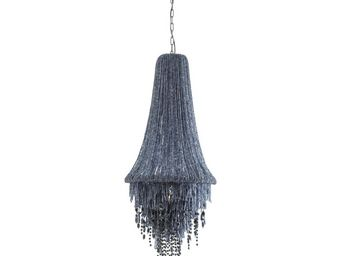 Kare Design - suspension medusa grise - Lustre