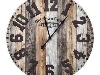 Kare Design - horloge murale old town - Horloge Murale