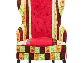 Kare Design - fauteuil bergère oase - Bergère