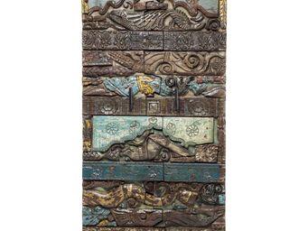 Kare Design - armoire shanti puzzle 2 portes - Armoire À Portes Battantes