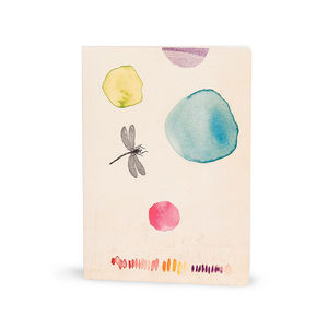SUSI WINTER CARDS - rainbow letters - Carte D'anniversaire