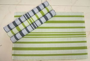 ITI  - Indian Textile Innovation - stripes - Serviette De Table