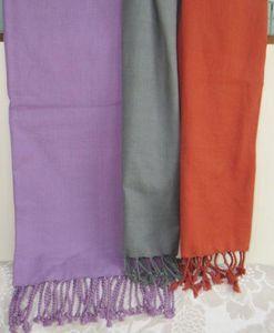 ITI  - Indian Textile Innovation - solids - Jeté De Lit