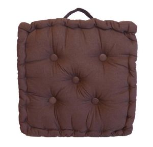 Cotton Wood - coussin de sol en coton 40 cm - Coussin De Sol