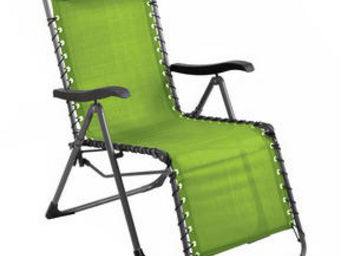 PROLOISIRS - fauteuil de jardin relax néo mousse - Fauteuil De Jardin