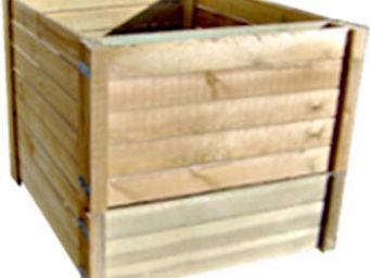 Sauvegarde58 - producteur d'engrais naturelle de grand capacité  - Bac À Compost