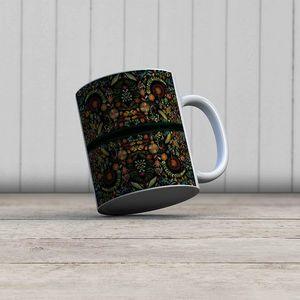 la Magie dans l'Image - mug naissances black - Mug