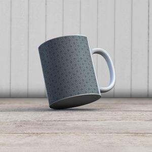 la Magie dans l'Image - mug trèfle vert-de-gris foncé - Mug