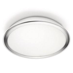 Philips - plafonnier salle de bains cool ip44 led l35 cm - Applique De Salle De Bains