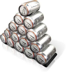 VIN BOUQUET - support pour canettes et bouteilles antiglisse - Range Bouteilles