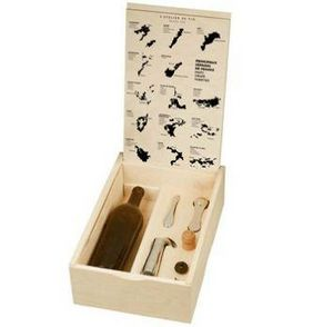 L'ATELIER DU VIN - oeno box connoisseur n°2 - Coffret Oenologique