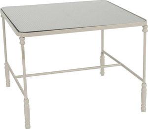 Amadeus - table basse carré domino - Table Basse Carrée